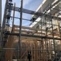 葛飾区 H様 新築工事 上棟